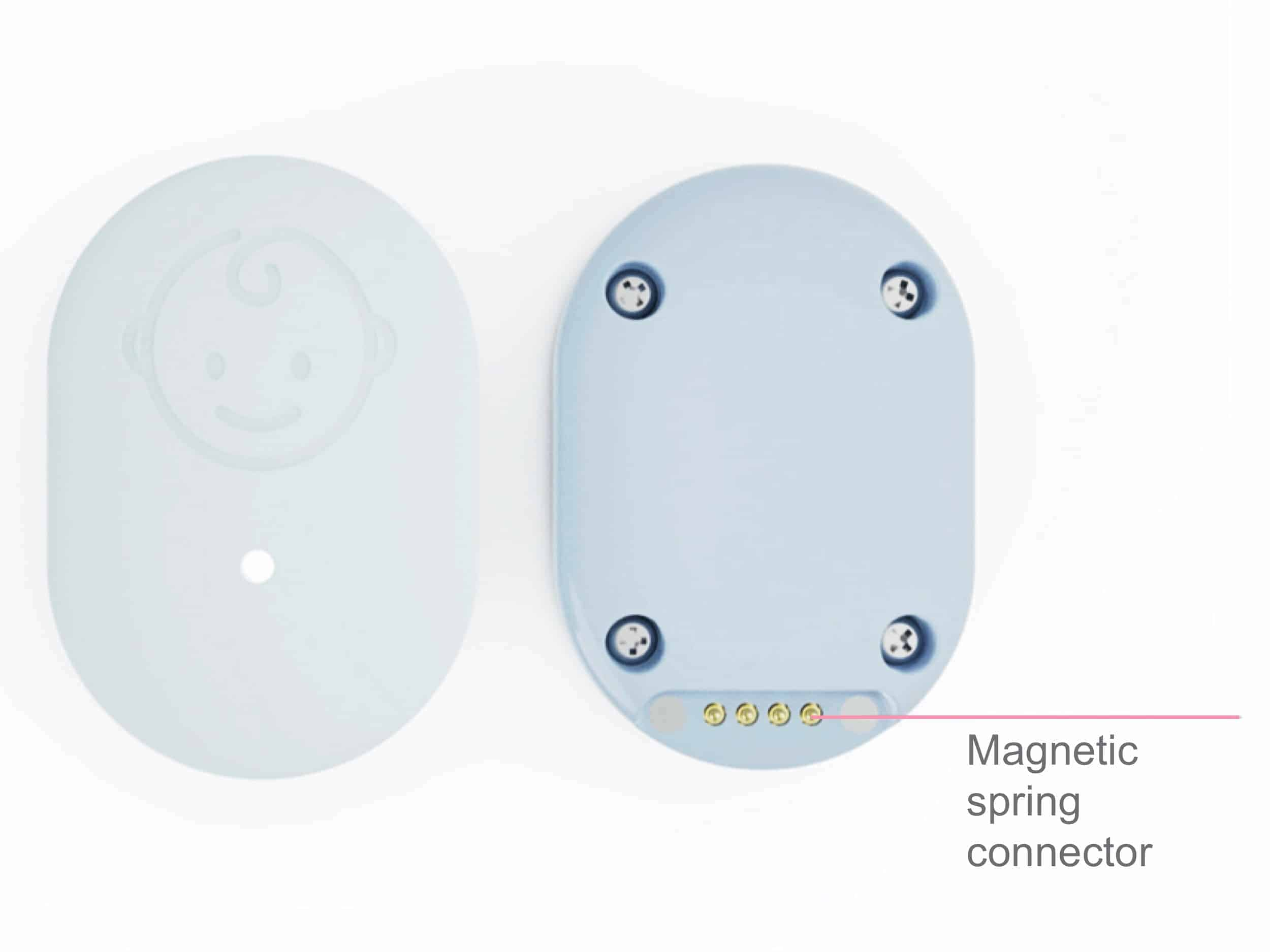 What are the key features of the Goldilocks Suit biometrics module receiver