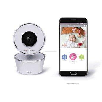 Smartphone App Baby Monitor Ideas - Project Nursury Baby Monitor